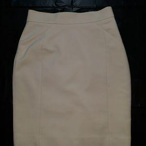 H&M Kahki skirt, size 4